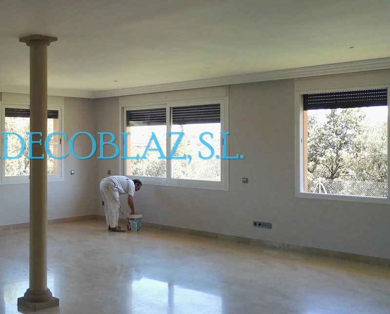 Pintores viviendas y particulares Madrid