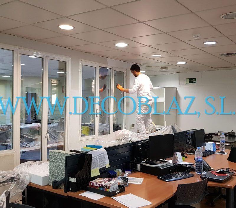 Madrid pintor empresas